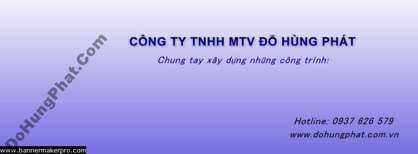 Banner Đỗ Hùng Phát