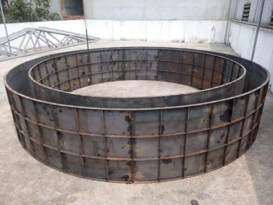 Cốp pha cống tròn - cốp pha ống cống