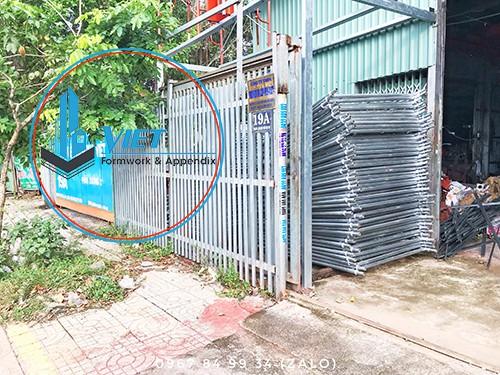 Giàn giáo khung Cốp Pha Việt