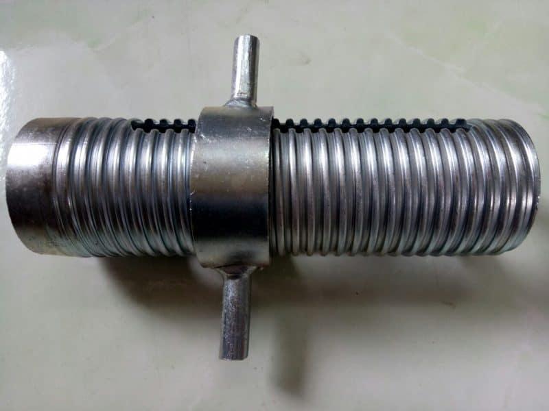 ống ren chống