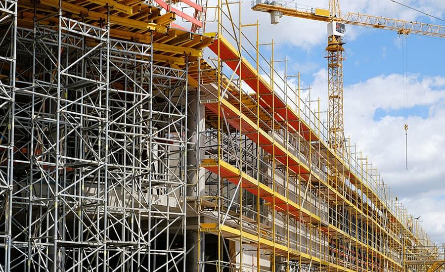 Công dụng giàn giáo xây dựng