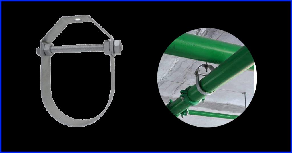 Đai treo ống là gì? Các loại đai treo ống trong xây dựng