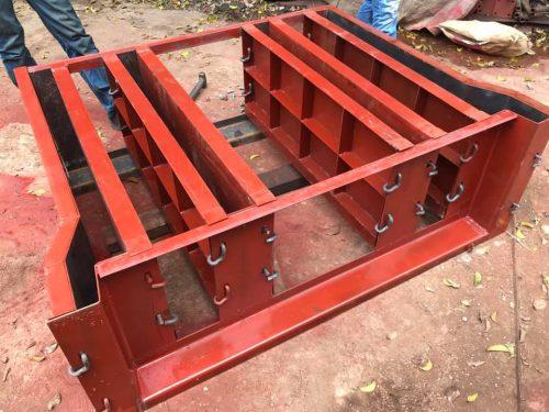Cốp pha mương nước - Cốp pha trong xây dựng