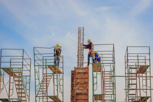 Cách làm giàn giáo xây dựng
