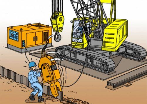 Máy móc xây dựng